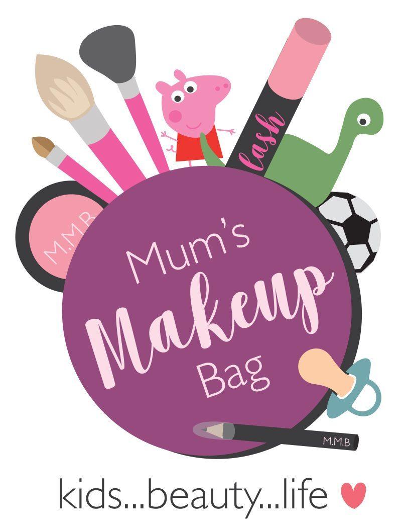 logo, mumsmakeupbag logo, makeup, toys, makeup bag