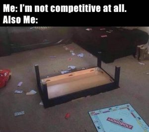 competitive board game meme