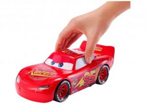 Disney Pixar Cars 3 Movie Moves Lightening McQueen