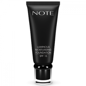 Note Cosmetics Luminous Moisturizing Foundation Tube