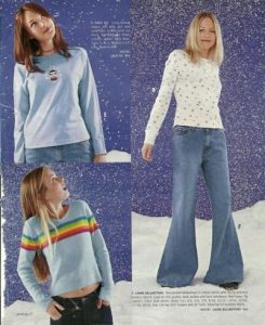1990s flares