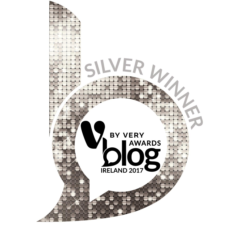 silver winner blog awards, award winning blogger