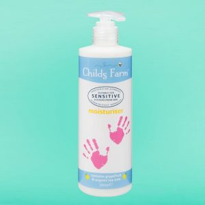 childs farm moisturiser